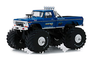 FORD F-250 MONSTER TRUCK BIGFOOT #1 1974 BLUE *ФОРД ФОРТ