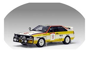 Audi Quattro LWB A2 Rally 1984 H.Mikkola #1