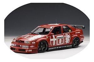 Alfa Romeo 155 V6 TI DTM 1993 Zolder Winner Larini №8