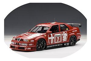 Alfa Romeo 155 V6 TI DTM 1993 Hockenheim Winner Nannini #7