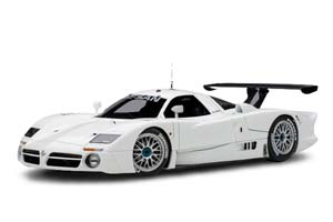 Nissan R390 GT1 Le Mans 1998 Gloss White Limited Edition 500 pcs.