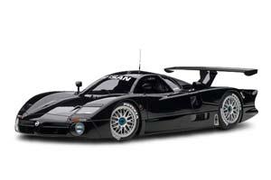 Nissan R390 GT1 Le Mans 1998 Gloss Black Limited Edition 500 pcs.