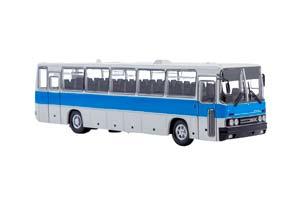 IKARUS 250.59 (USSR RUSSIA) 1985 BLUE/WHITE | ИКАРУС-250.59 СИНИЙ/БЕЛЫЙ *ЭКАРУС ИКАРУС