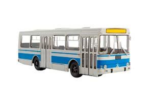 LAZ 4202 CITY BUS (USSR RUSSIAN) | ЛАЗ-4202 *ЛАЗ ЛЬВОВСКИЙ АВТОЗАВОД