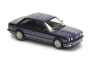 BMW 3-SERIES (E30) 1989 BLUE METALLIC