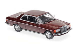 MERCEDES-BENZ (W123) 230CE 1976 RED