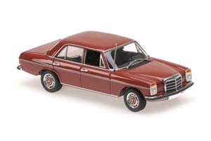 MERCEDES 200D (W114/115) 1968 RED