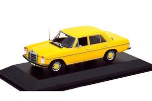 MERCEDES-BENZ 200 1968 YELLOW