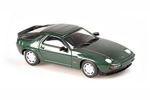 PORSCHE 928 S 1979 GREEN METALLIC