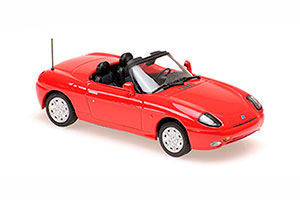FIAT BARCHETTA 1995 RED