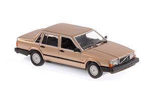 VOLVO 740 GL 1986 GOLD METALLIC