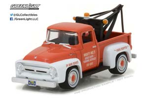 FORD F-100 PICK UP 1956 RED/WHITE