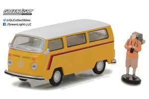 VW T2 BUS1975 YELLOW/WHITE