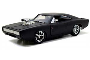 DODGE CHARGER R/T FAST AND FURIOUS 7 MAT BLACK 2015 *ДОДЖ