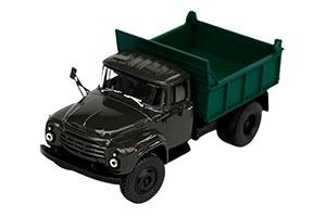 ZIL ММЗ-4502 (9/2) 1964-1986 GREEN/OLIVE (USSR RUSSIAN) | ЗИЛ ММЗ-4502 (9/2) ОЛИВКОВО-ЗЕЛЕНЫЙ *ЗИЛ ЗАВОД ИМЕНИ ЛИХАЧЕВА