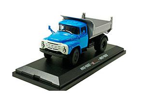 ZIL MMZ-4502 (9/3) 1964-1986 BLUE/GRAY