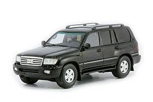 TOYOTA LAND CRUISER 100 VX 2005 BLACK | TOYOTA LAND CRUISER 100 VX BLACK
