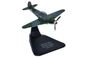 YAKOVLEV YAK-3 PILOT ROGER SAUVAGE SQUADRILLE NORMANDY-NEMAN (16 VICTORY) 1945 *ЯКОВЛЕВ ЯК