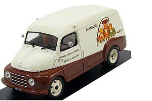 FIAT 615 FERRERO 1952 BEIGE/BROWN