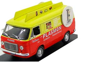 Fiat 238 PLASMON 1967 Yellow/Orange