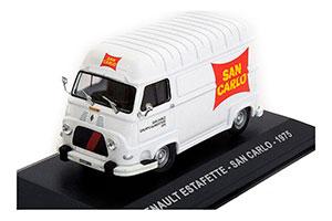 Renault ESTAFETTE SAN CARLO 1975 White