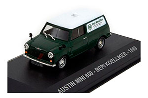 Austin Mini 850 BEPI KOELLIKER 1968 Green/White