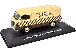 LANCIA JOLLY FERRERO 1960 BEIGE/BROWN