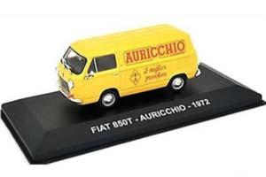 Fiat 850T AURICCHIO 1972 Yellow