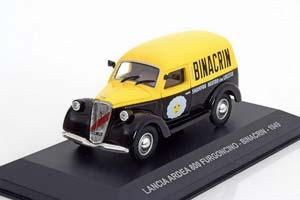Lancia ARDEA 800 FURGONCINO BINACRIN 1949 Yellow/Black