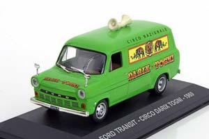 Ford TRANSIT-CIRCO DARIC TOGNI 1969 Green