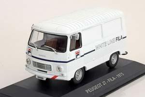 Peugeot J7 FILA 1975 White