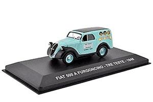 Fiat 500 A FURGONCINO-TRE TESTE 1948 Light Blue/Black