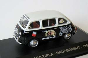 Fiat 600 MULTIPLA-HAUSBRANDT 1956 Black/White