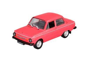 ZAZ 968-M (USSR RUSSIAN CAR) RED #53   ЗАЗ-968M ЗАПОРОЖЕЦ АВТОЛЕГЕНДЫ СССР #53