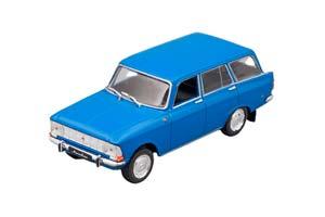 MOSKVICH 427 AUTO LEGENDS USSR 57 BLUE   МОСКВИЧ 427 АВТОЛЕГЕНДЫ СССР 57 СИНИЙ
