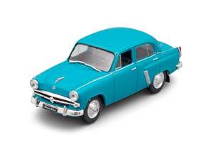 MOSKVICH 402 AUTO LEGENDS USSR #72 BLUE-GREEN (USSR RUSSIA)   МОСКВИЧ 402 АВТОЛЕГЕНДЫ СССР 72 СИНЕ-ЗЕЛЕНЫЙ
