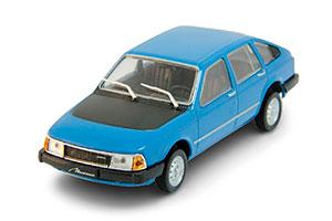 MOSKVICH C3 (USSR RUSSIA) BLUE | МОСКВИЧ С3 АВТОЛЕГЕНДЫ СССР #86 *МОСКВИЧ