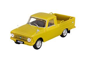 IZH 27151 AUTO LEGENDS USSR #103 MUSTARD (USSR RUSSIA)   ИЖ 27151 АВТОЛЕГЕНДЫ СССР 103 ГОРЧИЧНЫЙ