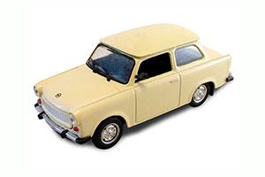 TRABANT P601 (USSR RUSSIAN) 1957-1991 BEIGE #113 | ТРАБАНТ П601 АВТОЛЕГЕНДЫ СССР #113