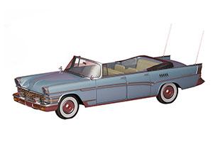 ZIL-111B (USSR RUSSIAN CAR) #142 | ЗИЛ-111В ЖУРНАЛ АВТО ЛЕГЕНДЫ СССР #142 *ЗИЛ ЗАВОД ИМЕНИ ЛИХАЧЕВА