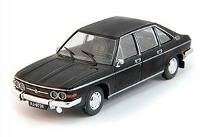 TATRA 613 1974-1996 BLACK #160 | ТАТРА 613 АВТОЛЕГЕНДЫ СССР #160