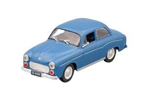 SYRENA 104 AUTO LEGENDS USSR #174 BLUE (USSR RUSSIA)   SYRENA 104 АВТОЛЕГЕНДЫ СССР 174 ГОЛУБОЙ