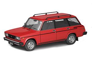 VAZ 2104 LADA RIVA 1500 ESTATE (USSR RUSSIAN CAR) RED #276 | ВАЗ-2104 ЖУРНАЛ АВТО ЛЕГЕНДЫ СССР #276 *ВАЗ ВОЛЖСКИЙ АВТОЗАВОД