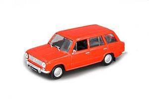 VAZ 212 LADA (USSR RUSSIAN CAR) 1971 RED   ВАЗ 2102 ЖИГУЛИ АВТОЛЕГЕНДЫ СССР ЛУЧШЕЕ #24
