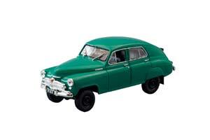 GAZ M72 4x4 (USSR RUSSIAN) GREEN | ГАЗ М72 4x4 АВТОЛЕГЕНДЫ СССР. ЛУЧШЕЕ #28 *ГАЗ ГОРЬКОВСКИЙ АВТОЗАВОД ГОРЬКИЙ