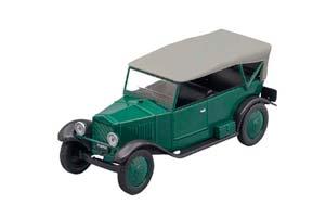 NAMI-1 (USSR RUSSIAN) 1928 BLUE #33 | НАМИ-1 АВТОЛЕГЕНДЫ СССР. ЛУЧШЕЕ #33