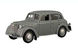 MOSKVICH 401-420 (USSR RUSSIAN) 1954 BLACK #53 | МОСКВИЧ 401-420 АВТОЛЕГЕНДЫ СССР. ЛУЧШЕЕ #53