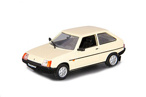 DIE CAST  1:43    ZAZ 968M          IXO IST legendary cars