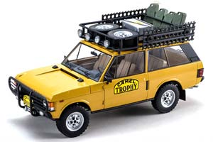 "RANGE ROVER ""CAMEL TROPHY"" PAPUA NEW GUINEA 1982 LIMITED EDITION 1000"