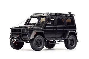 MERCEDES W463 BRABUS ADVENTURE 500 MERCEDES G500 4x4 2021 SILVER